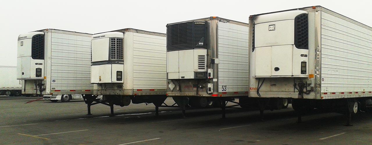 Transporte de carga frigorífica