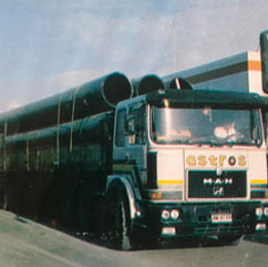 Transportes Astros - 1979